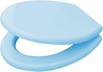 Sedile universale per vaso infanzia azzurro