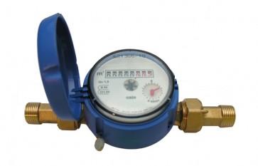 Contatore per acqua super dry modello asciutto 1/2