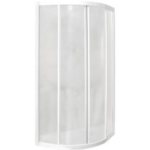 Box doccia semicircol. ideal standard ap.scorrevole centr. serie york cm 78-82