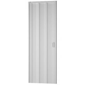 Porta d'arredo per interno a soffietto bianco cm 100 x 214