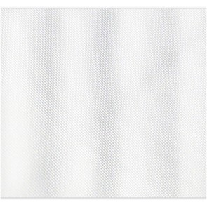 Tenda per doccia 1 lato cm 120 x 200 mod. bianco