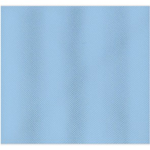 Tenda per doccia 1 lato cm 120 x 200 mod. celeste