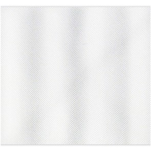Tenda per doccia 2 lati cm 180 x 200 mod. bianco