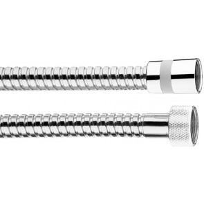 Flex in ottone doppia aggraffatura cm 150 - cromo