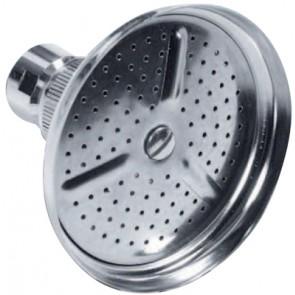 Soffione a campana normale con snodo f 1/2