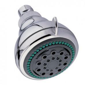 Soffione doccia 3 getti modello 12614 diam. 85 mm diam. 99 mm