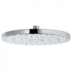 Soffione in abs d.200 linea spartaco cromo