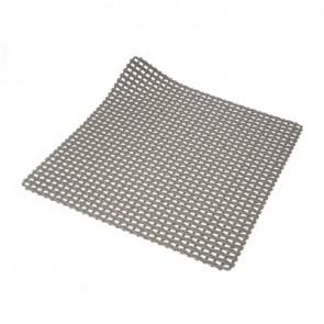 Tappeto antiscivolo per doccia mod.vintage cm 52x52 grigio