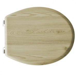 Copriwater universale in legno acero acero