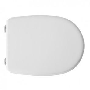 Sedile wc per cesame vaso aretusa bianco 900