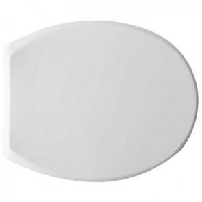 Copriwater universale modello ischia bianco