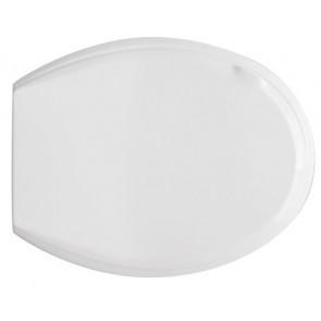 Sedile universale per wc modello etna bianco