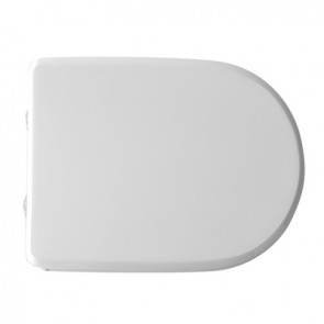 Sedile wc per astra vaso hi-fi Bianco