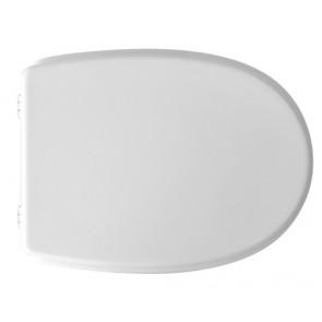 Sedile wc per catalano vaso aria-acqua bianco