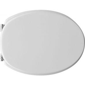 Sedile wc per catalano vaso luce bianco bianco