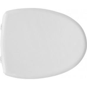 Sedile wc per catalano vaso polis bianco bianco