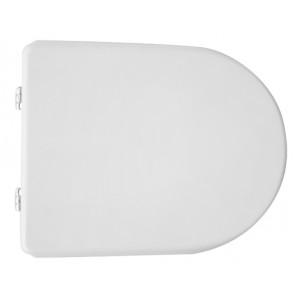 Sedile wc per cesame vaso symbol bianco