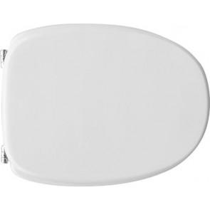 Sedile wc per catalano vaso tissi bianco bianco