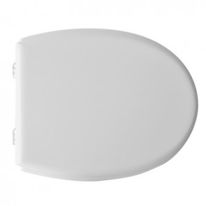 Sedile wc per gsi vaso essenza Bianco