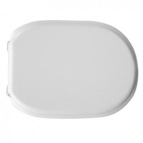 Sedile wc per hidra vaso memory Bianco
