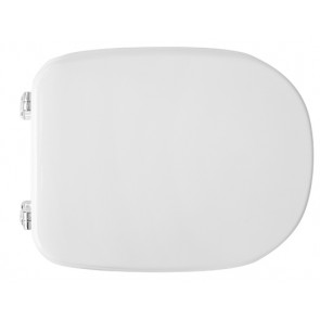 Sedile wc per ideal standard vaso tesi bianco is