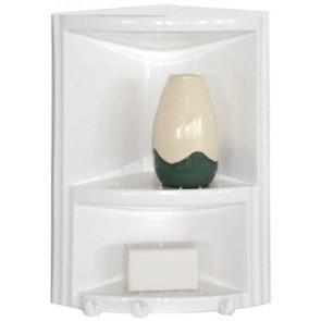 Angoliera modello aretusa bianca h 30 cm