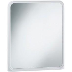 Specchio rettangolare mod. vela bianco cm 60 x 70