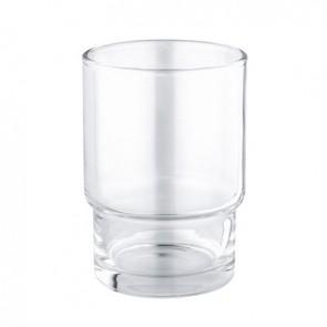 Bicchiere in vetro essentials H. 95 mm