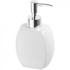 Dispenser sapone linea parigi bianco