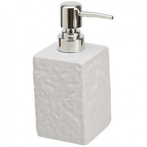 Dispenser sapone linea petra beige