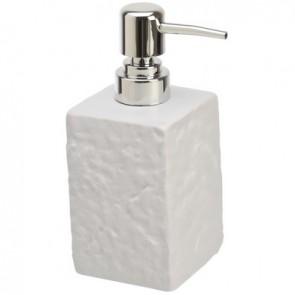 Dispenser sapone linea petra grigio
