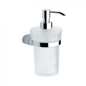 Porta-dispenser modello mida cromo metaform cm 9 x h 18 x 11.5