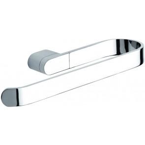 Porta-salviette modello mida cromo metaform cm 26 x h 2.5 x 10