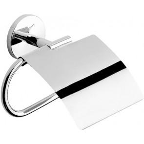 Porta-rotolo chiuso mod. one cromo 16.5xh.15x6