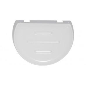 Porta-sapone euroblister bianco bianco
