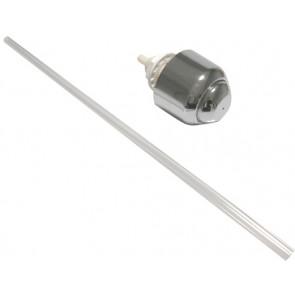 Pulsante per batteria di scarico articolo 130-654