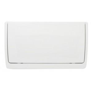 Piastra per cassetta grohe art. 37643 alpine-white