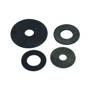 Guarnizione fondo per cassetta in gomma mm 2 59 x 19 x 2.5 mm