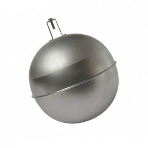 Sfera in acciaio aisi 304 d. 90 diam. 90 mm