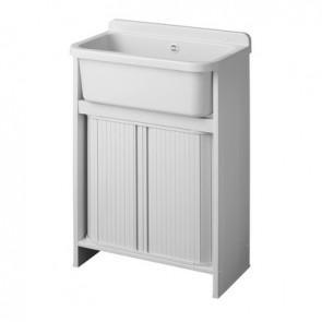 lavatoio salvaspazio mini con serrandina orizzontale 55 x 35