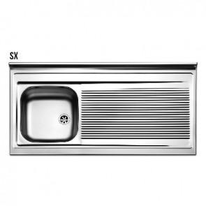 Mobili cucina, lavelli in acciaio - Mobili bagno e cucina, lavelli ...