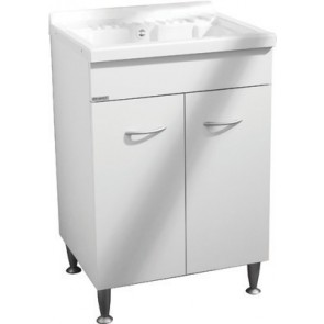 Mobile lavatoio per interno 2 ante 60 x 50