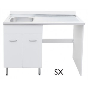 Mobili bagno e cucina, lavelli inox, lavanderia, specchiere ...