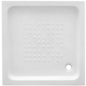 Piatto doccia quadro in ceramica 90 x 90 h 10