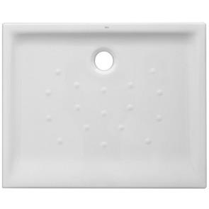 Piatto doccia rettangolare in ceramica 70 x 120 h 8