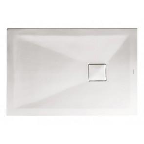 Piatto Doccia in Ceramica Plus Ton Bianco althea cm 70 x 120 h 3