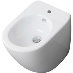 Bidet cover filo muro erogazione rubinetto
