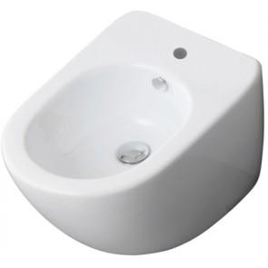 Bidet sospeso cover erogazione rubinetto