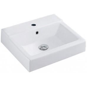 Lavabo d' appoggio stik cm 45 x 50 althea bianco
