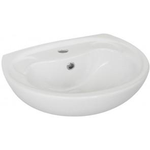 Lavabo a parete cm 37 x 45 bianco